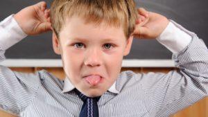 Причины нервозности у ребенка