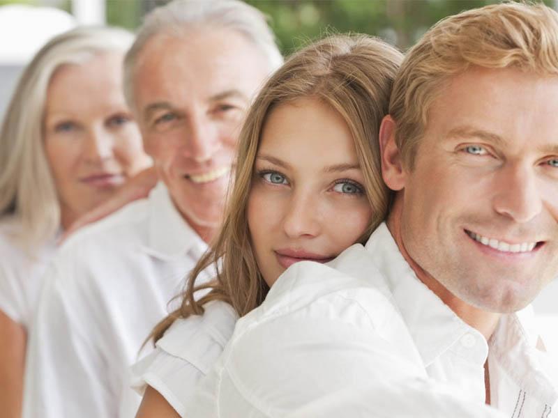хорошие отношения с родителями