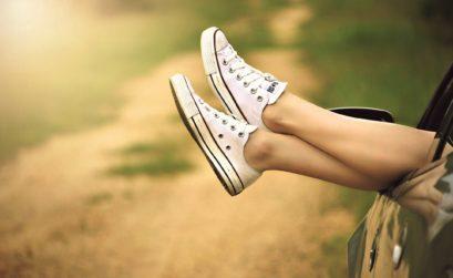Красивые ножки к лету