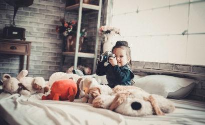 Современные тенденции интерьера детской комнаты
