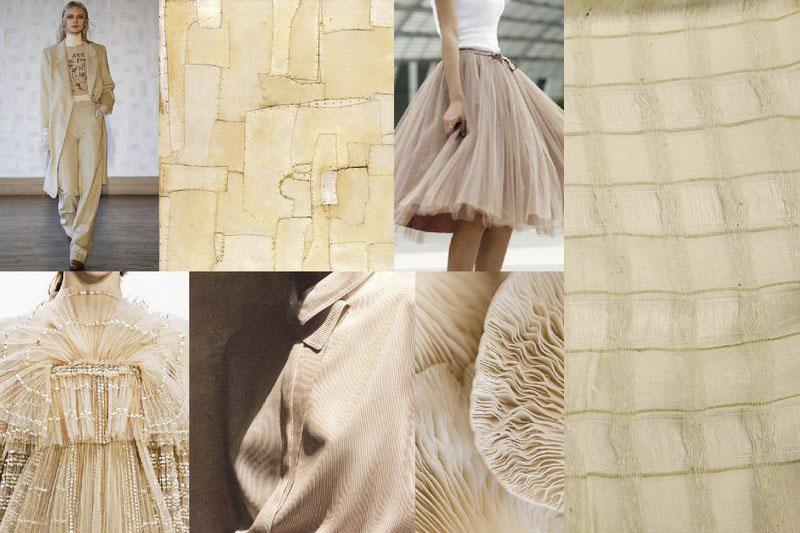 Модные цветовые новинки 2018 года Песочный