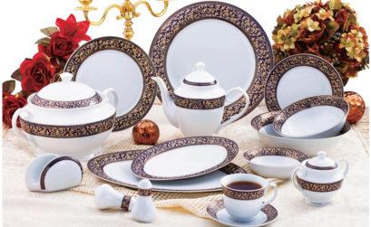 Набор столовой посуды в подарок