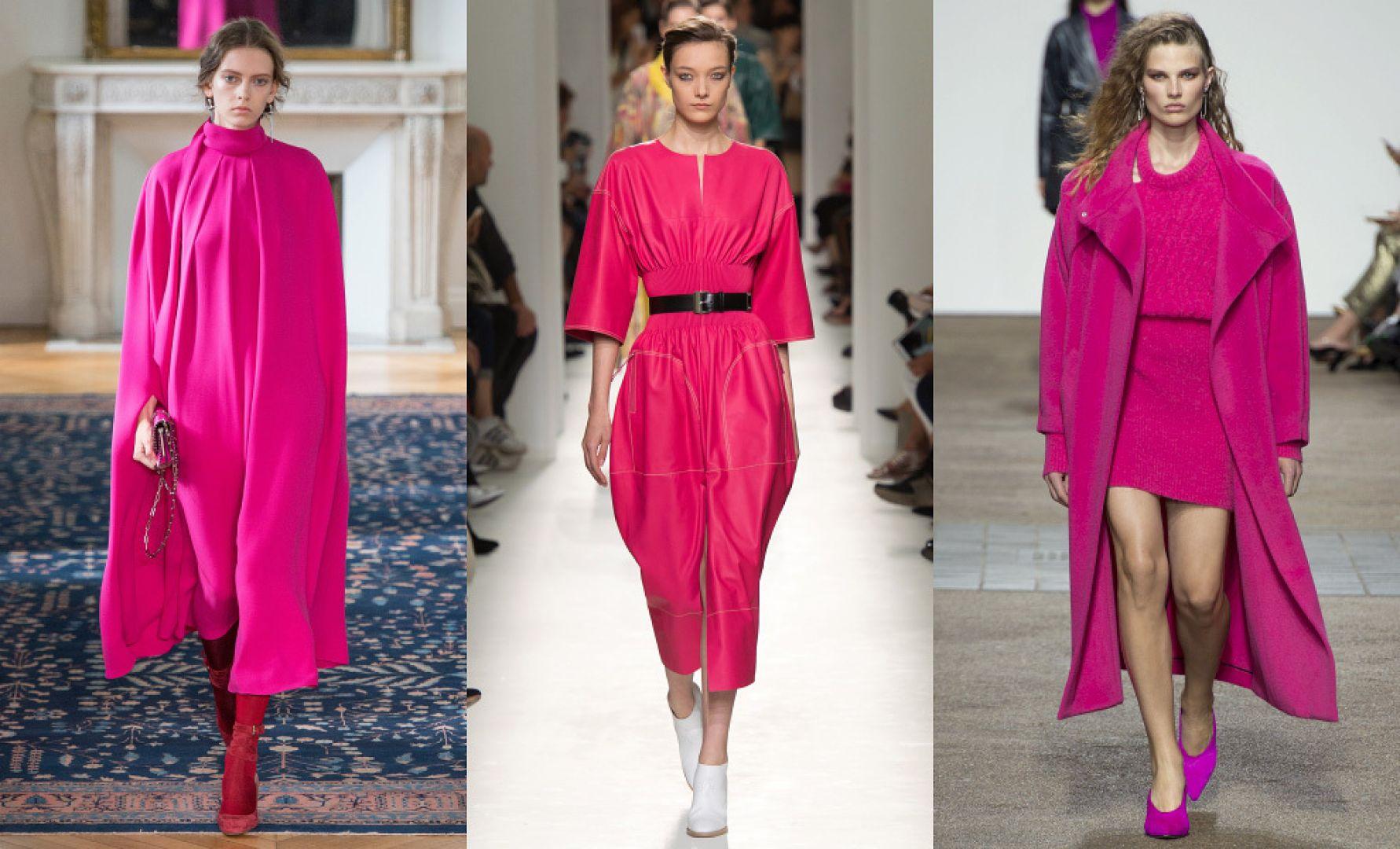 Модные цветовые новинки 2018 года розовый