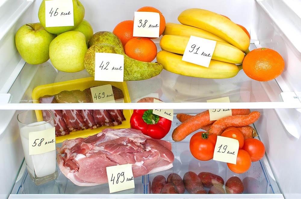 Как считать калорийность