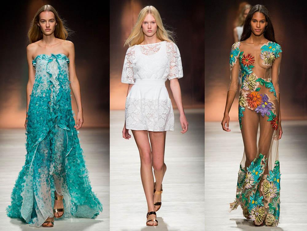 Модные платья этого года