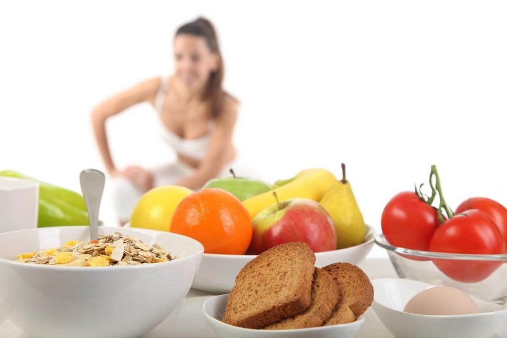 Диета: как правильно похудеть?