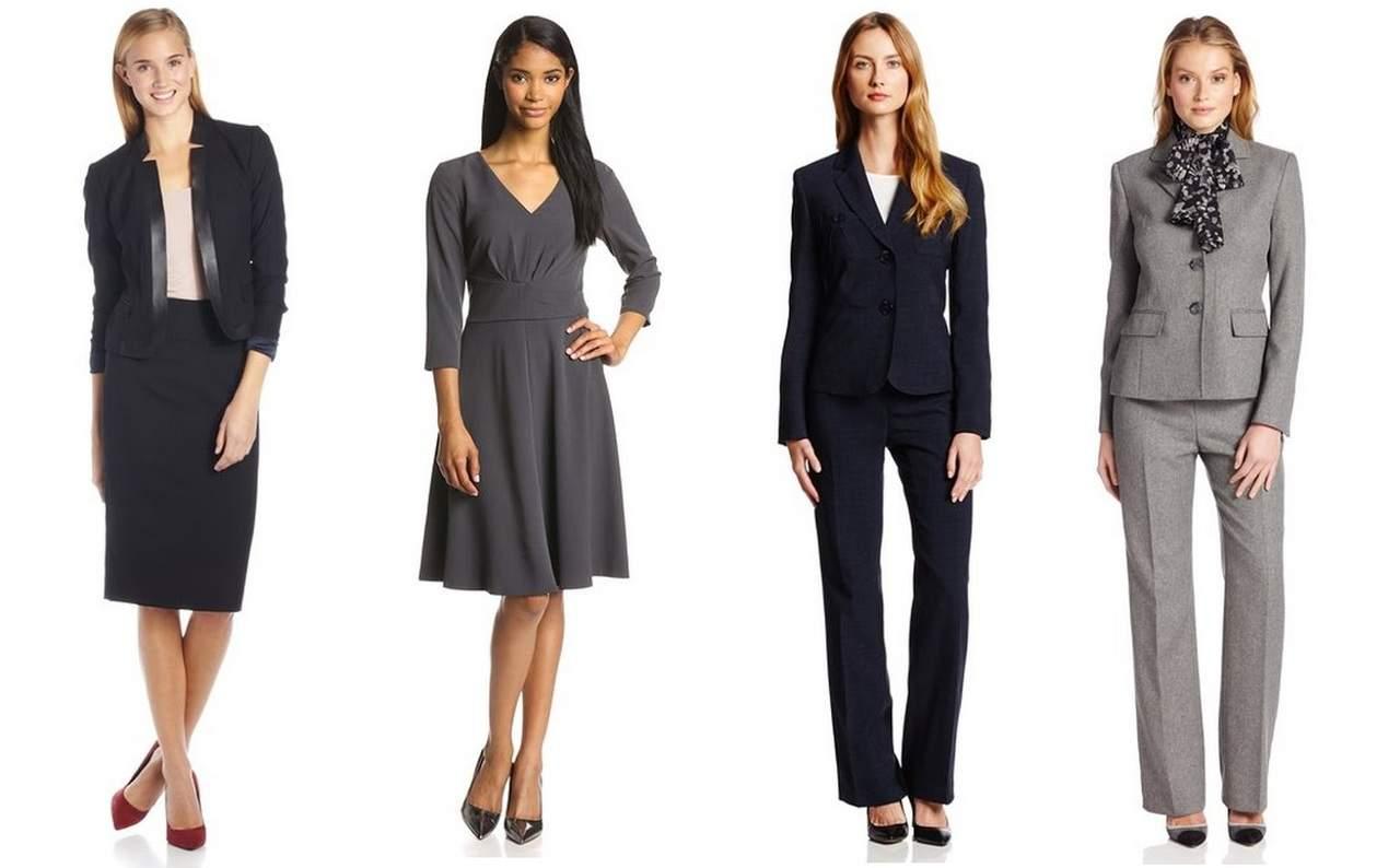 Офисный стиль или как выглядеть модно в рабочее время