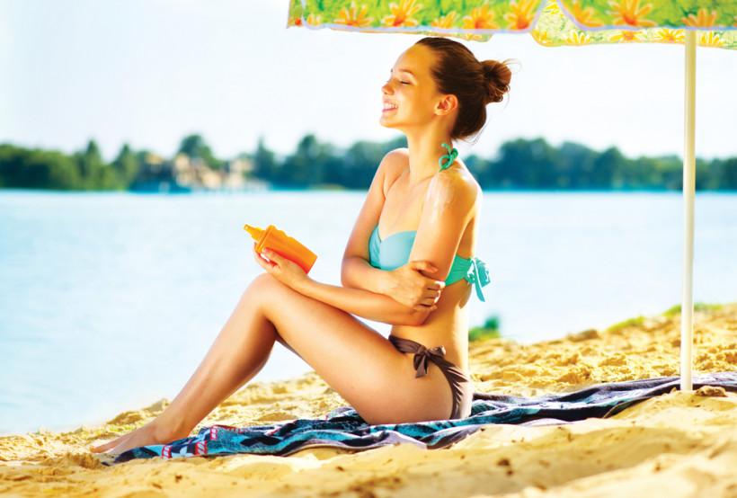 Уход за кожей в летний период