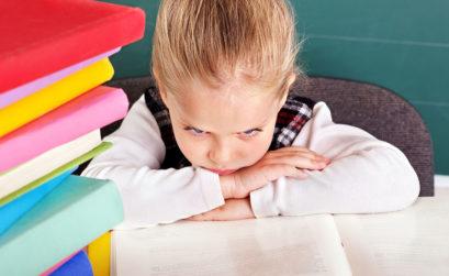 По каким причинам дети не хотят учиться?