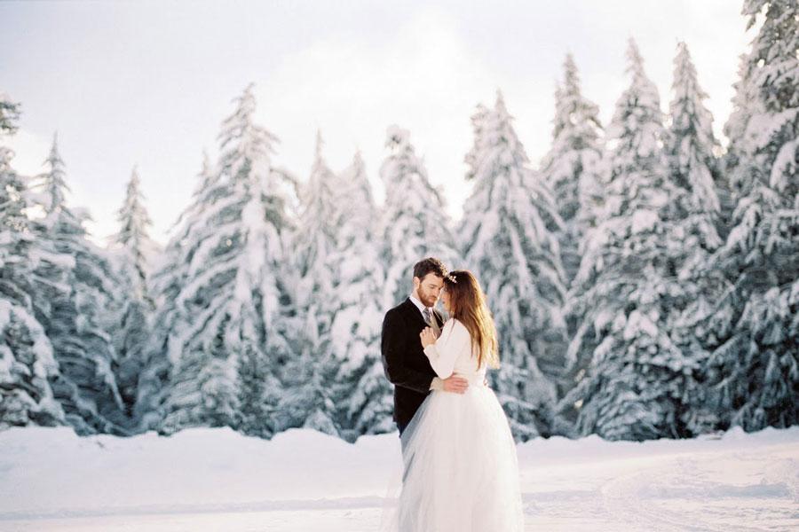 Свадьба в январе 2021
